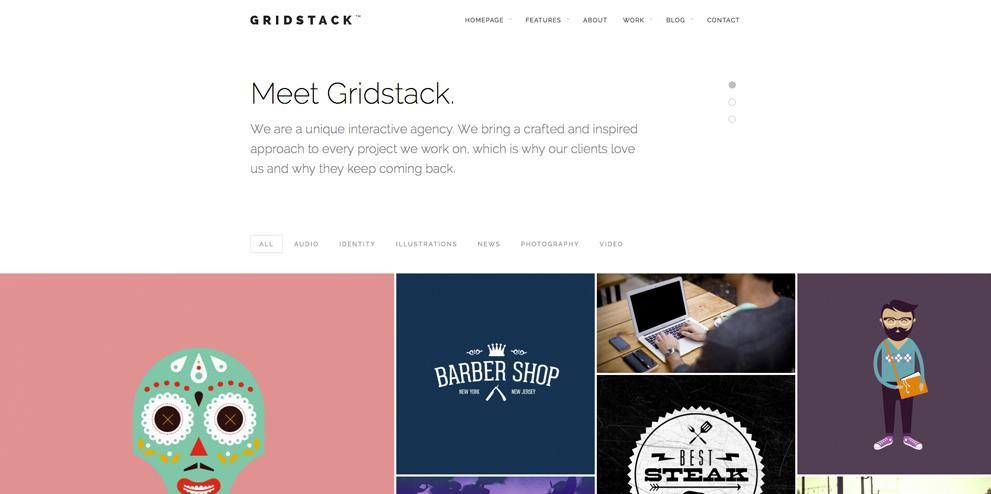 Gridstack - HaukeWebs
