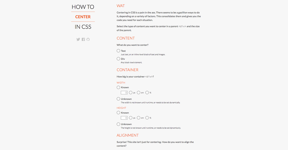 Center Anything with CSS -  HaukeWebs