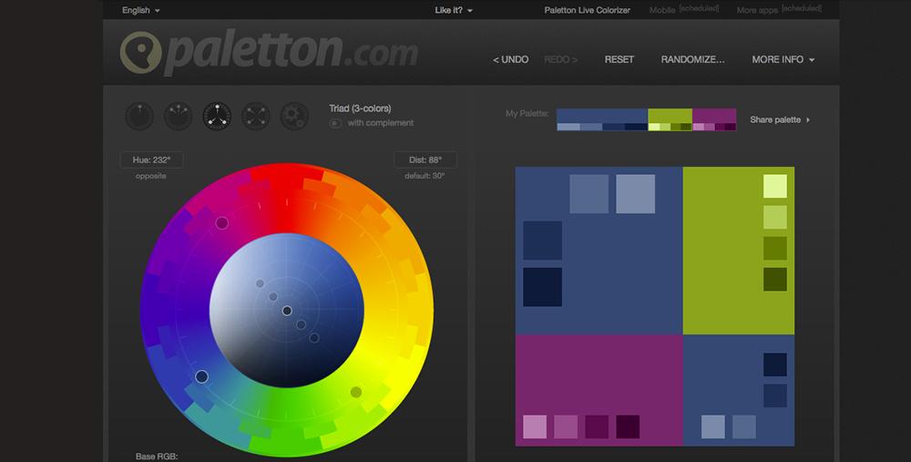 Paletton.com - HaukeWebs